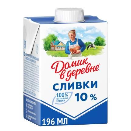 Сливки Домик в деревне 10% 200 г