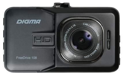 Видеорегистратор Digma FreeDrive 108