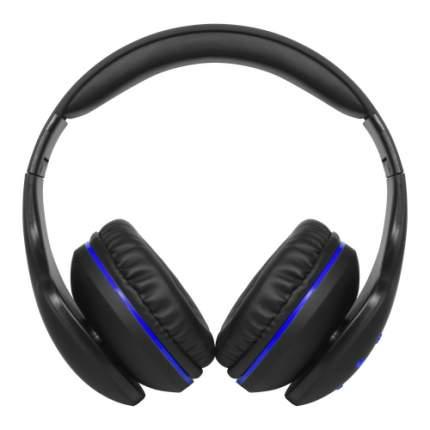 Наушники беспроводные Nobby Comfort B-215 Black/Blue (NBC-BH-42-05)