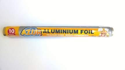 Фольга алюминиевая /рулон/ AZUR 0,29х10м, шт