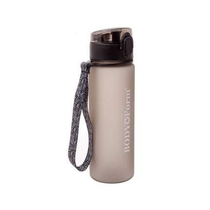 Бутылка Body Form BF-SWB10-500 500 мл черная