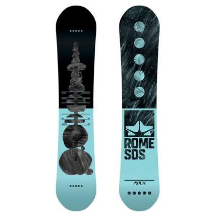 Сноуборд Rome Royal 2020, 144 см