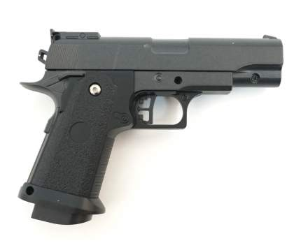 Страйкбольный пружинный пистолет Galaxy  Китай (кал. 6 мм) G.10 (Colt 1911PD)
