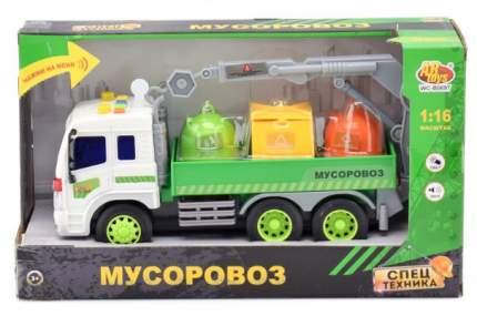 Строительная техника ABtoys Мусоровоз WY320C/WC-B0697