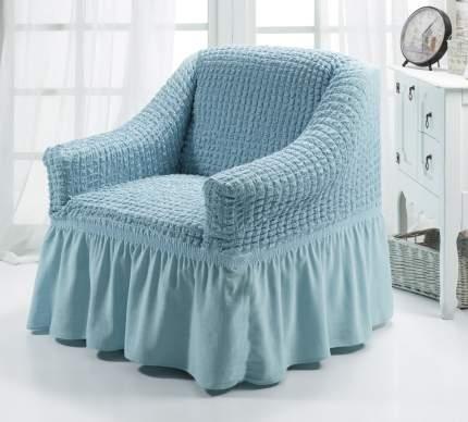 Чехол на кресло Bulsan бирюзовый