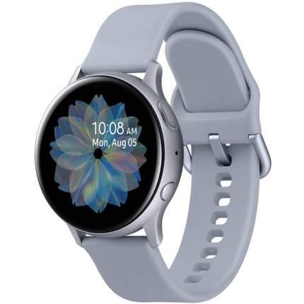 Смарт-часы SamsungGalaxyWatchActive240мм Arctic