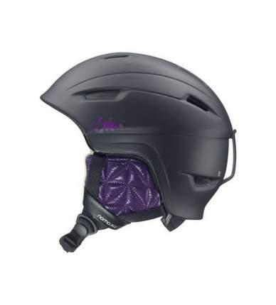 Горнолыжный шлем Salomon Pearl 4D 2016 black, S