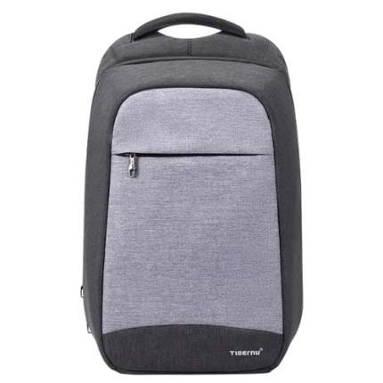Рюкзак Tigernu T-B3335 серый 15,6 л