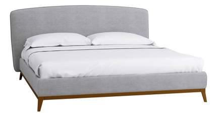 Кровать двуспальная R-Home 1.8 Сканди Лайт 180х200 см, коричневый