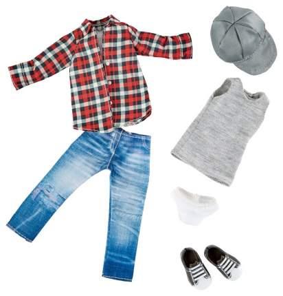 Одежда и обувь скейтера для куклы Михаэль Kruselings 23 см
