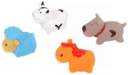 """Набор игрушек для ванны """"Животные"""", 4 шт. Shantou"""