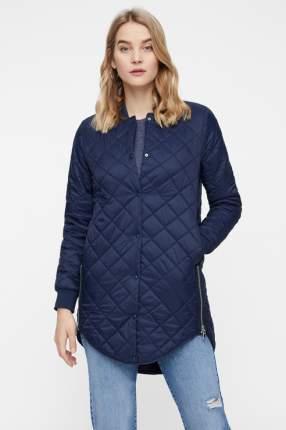 Куртка женская Vero Moda 10212802 синяя XL