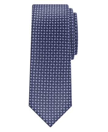 Галстук мужской HENDERSON TS-1583 синий