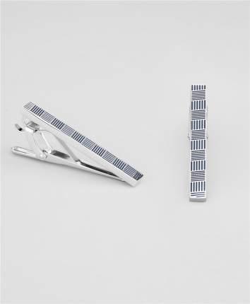 Зажим для галстука HENDERSON TC-0112 серый