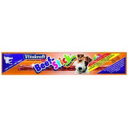 Лакомство для собак Vitakraft Beef Stick, палочки, ягнятина, 12 г