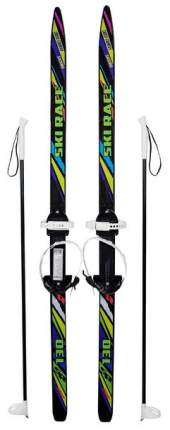 Gratwest Мини лыжи ski race с палками 130 см Gratwest Р68576