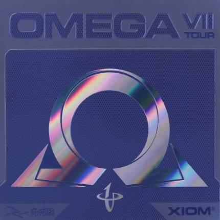 Накладка Xiom Omega VII Tour, 2.0, Omega VII Tour-blk