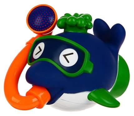Игрушка для купания «Кит в маске» с лейкой Sima-Land