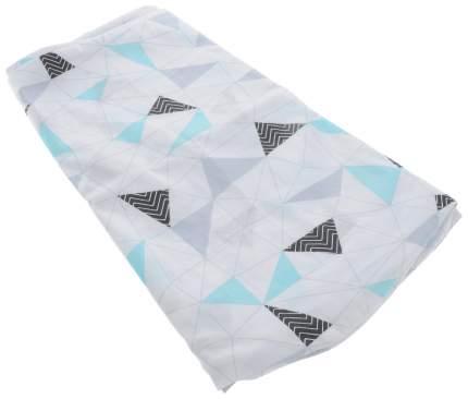 """Наволочка к подушке для беременных """"Exclusive Soft Collection. Треугольники"""", 170х25 см"""