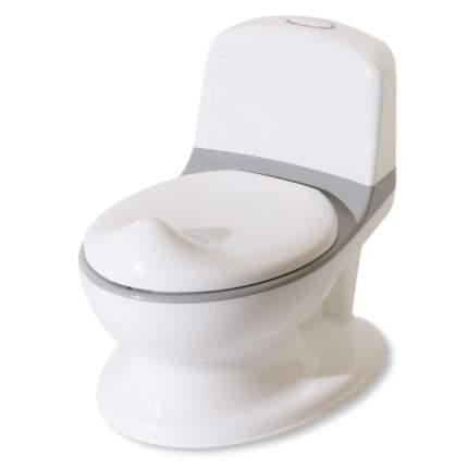 Горшок детский в виде унитаза Funkids Baby Toilet Grey