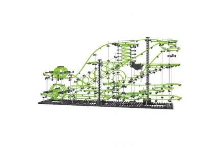 Динамический конструктор Космические горки Светящиеся рельсы, уровень 8 spacerail 233-8g