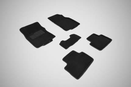 Ворсовые коврики SeiNtex3D для Nissan Qashqai II 2014- / 87228