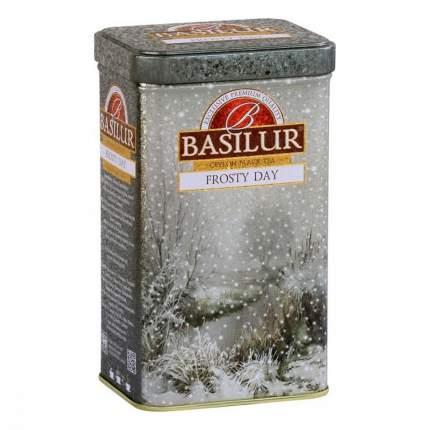 Чай Basilur Праздничная коллекция - Морозный день черный с добавками 85 г