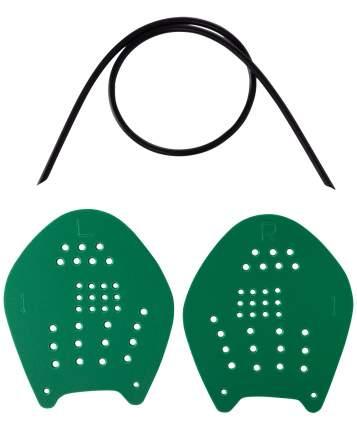 Лопатки для плавания Longsail Target, M