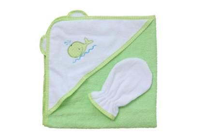 Комплект для купания Фея, зеленый