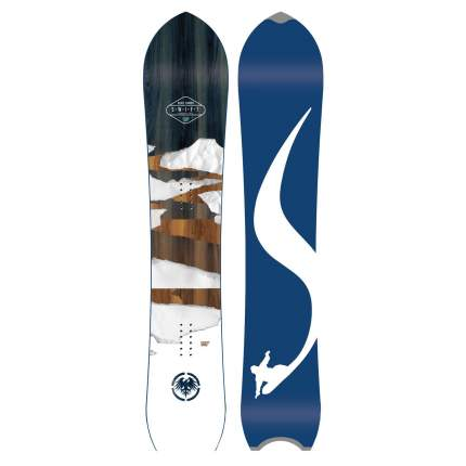 Сноуборд Never Summer Swift 2020, 162 см