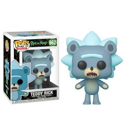 Фигурка Funko POP! Animation Rick and Morty: Teddy Rick