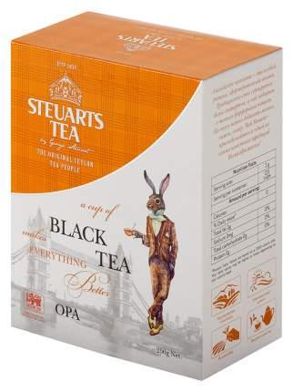 Чай черный листовой Steuarts black tea OPA 250 г