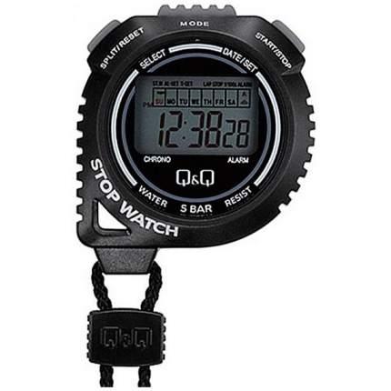Карманные часы Q&Q HS48-002 черные