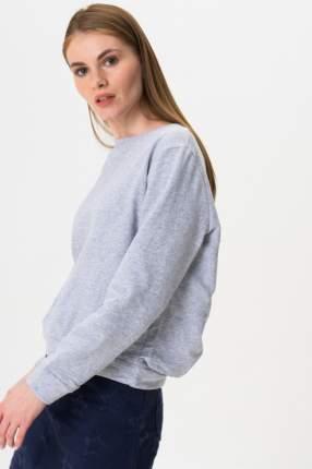 Свитшот женский Daphnea 9066 серый M