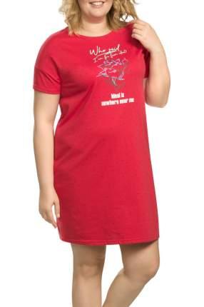 Платье женское Pelican ZFDT9782 красное L