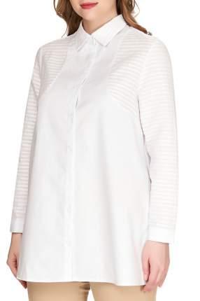 Блуза женская OLSI 1910022 белая 62 RU