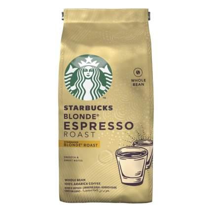 Кофе в зернах Starbucks Blonde Espresso Roast светлой обжарки 200 г