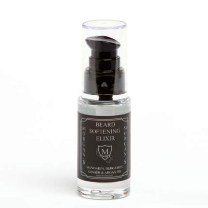 Смягчающий эликсир для бороды Morgan's Beard Softening Elixir 30 мл