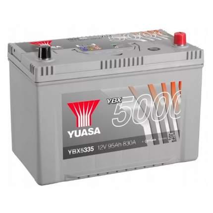Аккумуляторная Батарея Silver High Performance[12v 95ah 830a] YUASA