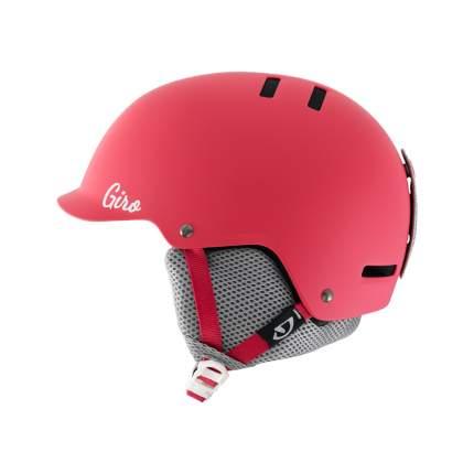 Горнолыжный шлем детский Giro Vault Jr 2016, темно-розовый, M