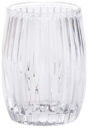 Стакан для зубных щеток Spirella Quartz прозрачный