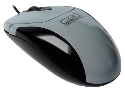 Проводная мышка CBR CM 302 Grey/Black
