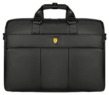 """Сумка для ноутбука 16"""" Jet.A LB16-76 черная"""