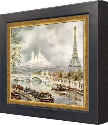 "Ключница ""Paris I"" Венге"