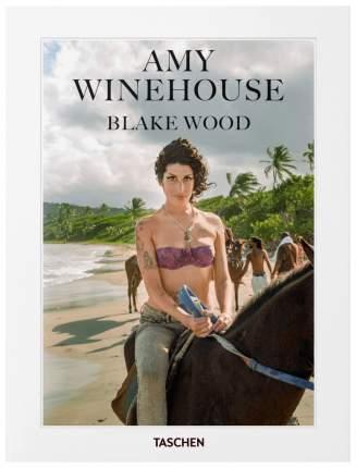 Книга Taschen Sales Nancy Jo Amy Winehouse By Blake Wood