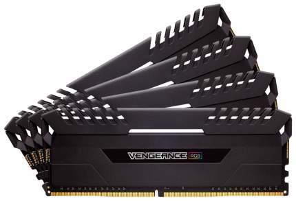 Оперативная память Corsair VENGEANCE RGB CMR64GX4M4K3733C17