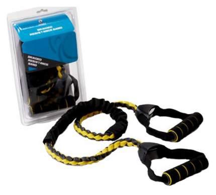 Эспандер трубчатый Spirit Fitness E-04 черно-желтый