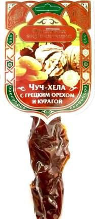 Чурчхела Ореховая Вкуснятина с грецким орехом и курагой 110 г