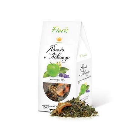 Чай Floris яблоко-лаванда 40 г