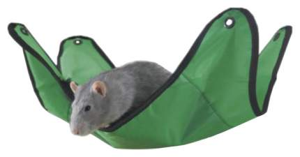 Гамак для хорьков и крыс Savic нейлон 30x43.5см зеленый